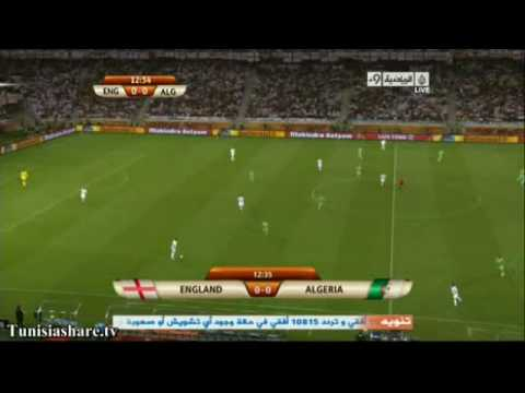 Algerie VS Angleterre / England VS Algeria Full Match Part 2.avi