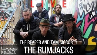 getlinkyoutube.com-THE RUMJACKS - The Reaper and Tam McCorty - live @Linea Rock - 2016