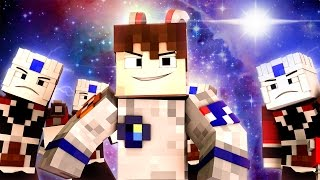 getlinkyoutube.com-GOING TO DOUGHBOY'S PLANET! 🐰 The Movie (Minecraft Roleplay) Part 1 of 2