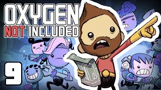 Food Hacks - Oxygen Not Included Ep.9