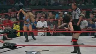 Taylor Wilde vs Daffney