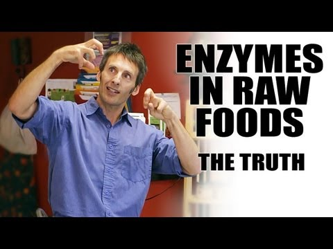 Raw Food Enzymes - The Truth