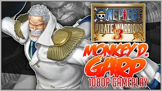 getlinkyoutube.com-ONE PIECE: Pirate Warriors 3 | Monkey D. Garp Gameplay「ワンピース 海賊無双3」