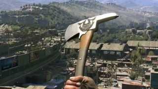 getlinkyoutube.com-Nowe stroje, nowe bronie i HARD MODE - patch i zmiany w Dying Light!