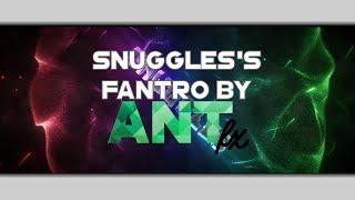 [#96] Snuggles Fantro by AntFX   Back!   (Blender Only)