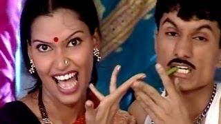 getlinkyoutube.com-Navra Asa Kasa - Hello Mee Sakhubai Boltye Comedy Marathi Song