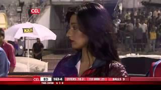 getlinkyoutube.com-CCL 5  Bhojpuri Dabanggs Vs Bengal Tigers 2nd Innings Part 4/4