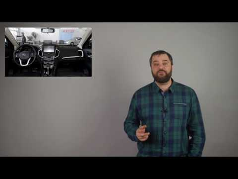 Кроссовер DFM AX7 готовится к продажам в России
