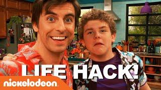 getlinkyoutube.com-Henry Danger | 'Life Hacks with Sean Ryan Fox' Official Clip | Nick