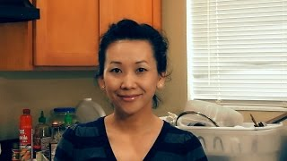 Hmong Food:Ntses Xwv-Fish with Herbs