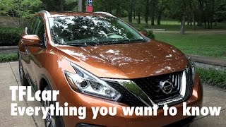 getlinkyoutube.com-2015 Nissan Murano: Almost Everything you Have Ever Wanted to Know