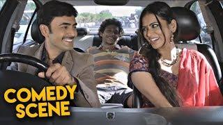 P Se Pm Tak Comedy Scene | Meenakshi Dixit, Indrajeet Soni, Bharat Jadhav | HD 1080p
