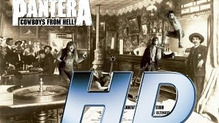 getlinkyoutube.com-Full album - PanterA Cowboys From Hell - HD AUDIO (REMASTERED)