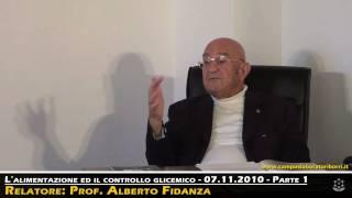 getlinkyoutube.com-Naturopatia - Diabete ed alimentazione 1° Parte - Prof. Alberto Fidanza   Convegno