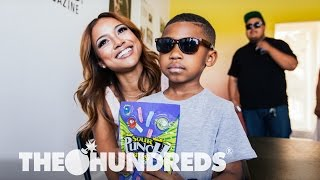 getlinkyoutube.com-KARRUECHE AT RSWD :: THE HUNDREDS SUMMER 2014 MAGAZINE