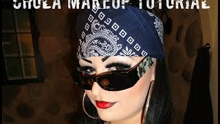 getlinkyoutube.com-Real Chola Makeup Tutorial