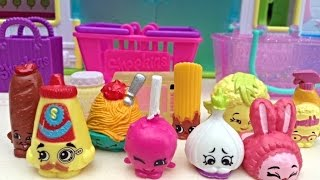 getlinkyoutube.com-Shopkins ! Abrindo Shopkins Temporada 2 e 3. Unbox Shopkins Season 2 and 3