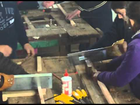 Grupo Uruguay Trabaja Talleres de Carpinteria UTU