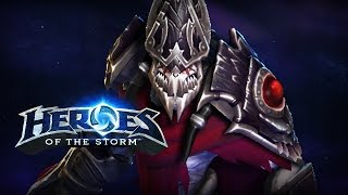 getlinkyoutube.com-♥ Heroes of the Storm (Gameplay) - Zeratul, Still Droppin' Bombs (HoTs Quick Match)