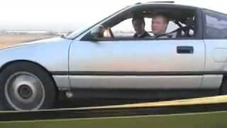 getlinkyoutube.com-Lambo vs Honda CRX