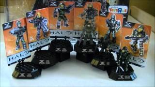 getlinkyoutube.com-Mega Bloks Halo Anniv. UNSC Troop Pack Review