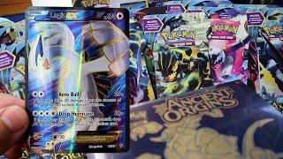 getlinkyoutube.com-Pokemon Cards – Opening THE BEST EVER Ancient Origins Elite Trainer Box on YouTube! AMAZING PULLS!!!