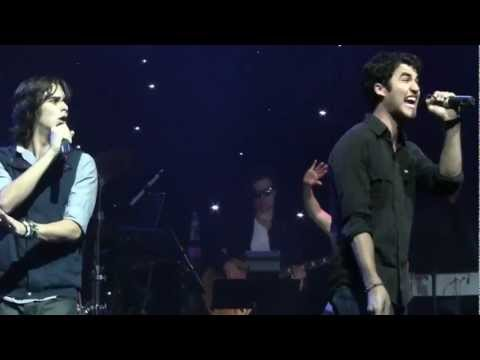 "SPACE Tour Boston 8pm 2011 w/ Darren Criss ""Harry Freakin' Potter"""
