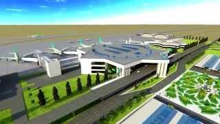 """getlinkyoutube.com-Аэропорт """"Туркменабат"""""""
