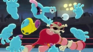 getlinkyoutube.com-Mutant Mania Episode 1 - Arm Wrestler Vs Bonecracker