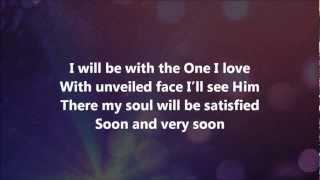 Soon - Hillsong United w/ Lyrics