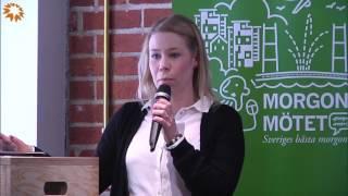 MORGONMÖTET nov 16 - Therese Bäckström Zidohli, projektledare Kulturhus Skellefteå