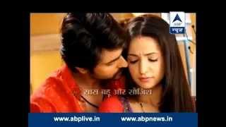 getlinkyoutube.com-Romance time for Paro and Rudra in 'Rangrasiya'