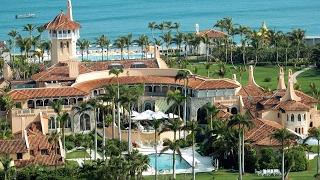 getlinkyoutube.com-Trump's Constant Mar-A-Lago Vacations Annoying Locals