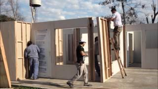 getlinkyoutube.com-Viviendas Oasis, Casas Prefabricadas e Industrializadas Argentina