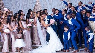 OUR WEDDING - REA & DEREK