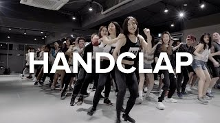 getlinkyoutube.com-Handclap - Fitz and the Tantrums / Lia Kim X May J Lee Choreography