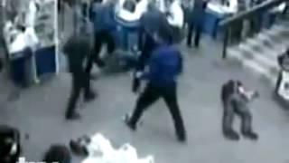 getlinkyoutube.com-pelea en un supermercado
