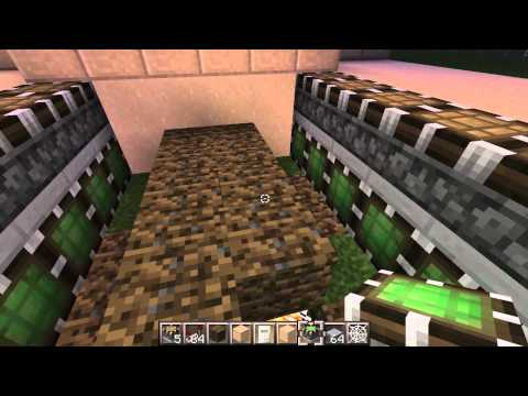 Armadilhas Sensacionais Areia movediça - Minecraft