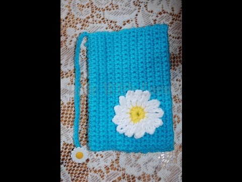 **My Very First Crochet Tutorial Ever...Glama's Daisy Book Cover