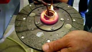 getlinkyoutube.com-indukciono grejanje  Induction heating IMT traktor lamela