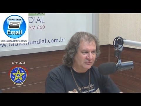Caminhos da Consciência - Nilton Schutz em 11/04/2015 falando sobre Avataras / Budas consciências