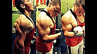 getlinkyoutube.com-Shredded Teen Bodybuilding Motivation