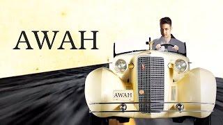 getlinkyoutube.com-Redouane Berhil - AWAH (Official Lyric Clip) | رضوان برحيل - أواه