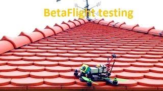 getlinkyoutube.com-BetaFlight testing (Cobra 2100KV Kiss30A)
