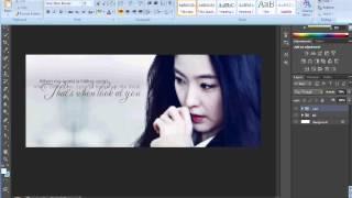 getlinkyoutube.com-~TUT~ Hướng dẫn Design Cover Facebook theo phong cách Quotes - By Hà Shyn