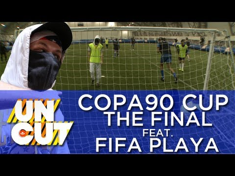 Copa90 Cup - The Final (Fifa Playa Commentary)