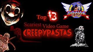 getlinkyoutube.com-Top 13 Scariest Video Game Creepypastas