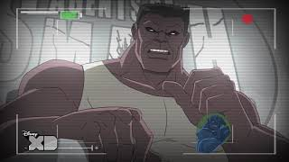 Hulk And The Agents Of S.M.A.S.H - Of Moles And Man