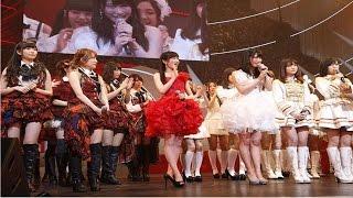 getlinkyoutube.com-AKB48紅白対抗歌合戦「さっしーってほんとに優しいよな。大好きだわ」不倫報道の乃木坂 松村をイジったHKT48指原莉乃に喝采の声