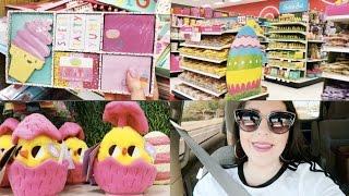 getlinkyoutube.com-Honeybee Vlog Cam   Shopping at Target & Pier One   Easter Decor + Home Decor